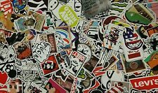 50x Random Graffiti Sticker Bomb Culture Stickers Set + Free Badge - StickerBomb
