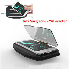 Universal GPS Navigation Holder HUD Head Up Display Projector Holder Smart Phone