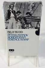 Billy Budd 1962 Betamax Video Cassette Movie - Peter Ustinov - Rare New Sealed!