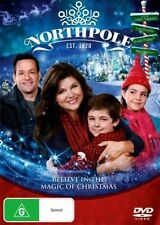 Northpole DVD CHRISTMAS MOVIES NEW RELEASE BRAND NEW NORTH POLE SANTA R4