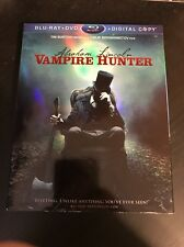 Abraham Lincoln: Vampire Hunter (Blu-ray Disc, 2012, 2-Disc Set