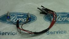 MK2 ESCORT RS2000 MEXICO GENUINE FORD USED CLOCK WIRING ASSY