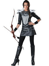 Midnight Huntress Medieval ADULT Womens Costume Size M Medium NEW