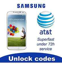 UNLOCK CODE for Samsung Galaxy Mega SGH-i527 - FACTORY UNLOCK *AT&T 0-72h READ !