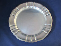 Gorham Sterling Silver .925 CHIPPENDALE Pattern Round Tray