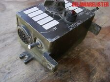 MILITARY RADIO/Phone VRC RT246 FREQUENCY Control SELECTOR C-2742 CUCV/Jeep