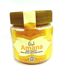 Amana 100% Sidr not Manuka natural Pure Honey very good For Children