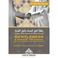 Gentleness O People of the Sunnah, with the People of the Sunnah Islamic Book