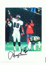 Irving Fryar Signed Autographed 8x10 Photo - w/COA - NFL Philadelphia Eagles