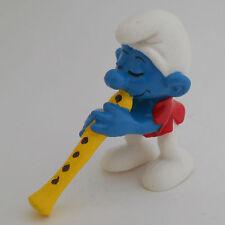 20048 Flötenschlumpf - NEU! ----- Flute Schleich smurf perfect