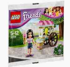 Lego FRIENDS 30106 Ice Cream Stand Polybag set sealed Emma Mini-Doll Minifig