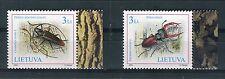 Lituania/Lithuania 2003  Il libro rosso di Lituania insetti MNH