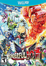 The Wonderful 101 (Nintendo Wii U, 2013) NEW SEALED
