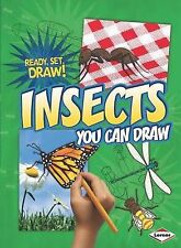Insects You Can Draw (Ready, Set, Draw!),Patricia M Stockland, Nicole Brecke,New