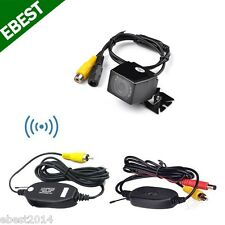 Wireless Car Rear View Backup Camera IR LEDs Night Vision Waterproof Reverse CAM