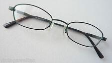 Binde tannengrüne modische Lesebrille kleine Metallfassung Kids lunettes GR:S