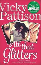 All That Glitters, Pattison, Vicky, Very Good condition, Book