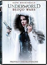 DVD - Underworld: Blood Wars (2017) NEW* Action, Horror* FAST SHIPPING !