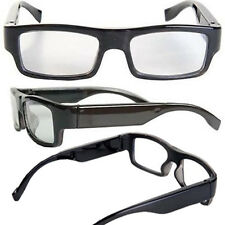 8GB FULL HD 720p HIDDEN SPY VIDEO CAMERA RECORDER GLASSES fits PRESCRIPTION LEN