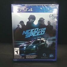 Need for Speed 2015 PS4 Game BRAND NEW US version (English Spanish French)