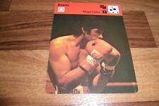 Hugo Corro/boxe -- Editions rencontre s.a. Lausanne 1978