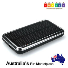 3500mAh USB Portable Solar Charger Power Bank for Apple/Samsung/LG/HTC