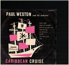LP 5493  PAUL WESTON CARIBBEAN CRUISE