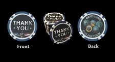 Military / Veteran THANK YOU POKER CHIP Lot of 50 NEW ITEM Free Shipping RARE