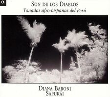Son de los Diablos (Afro-Latin Tonadas from Peru), New Music