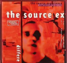 The Source Experience Different Journeys / Rough Trade  CD 1994  RAR!