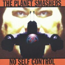 No Self Control by The Planet Smashers (CD, 2001) CD & PAPER SLEEVE ONLY