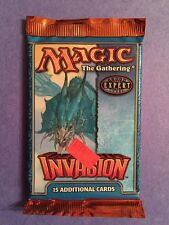 Magic The Gathering- MTG Invasion Factory Sealed Booster Pack