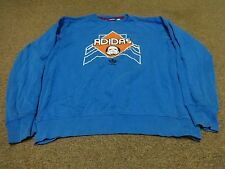 VTG ADIDAS STAR WARS SWEATSHIRT SZ 2XL MEN SPORT RUNNING RAP HIP HOP TRIFOIL