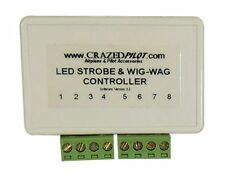 LED Strobe, Wig-Wag, and Landing Light Controller