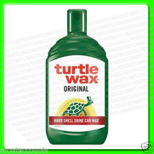 Turtle Wax Original Hard Shell Shine Wax  Liquid 500ml [FG7633] Car Wax