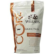 Wellness CORE Grain Free Chicken & Turkey Natural Dry Cat Food, 2-Pound