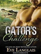 Bitten Point: Gator's Challenge 4 by Eve Langlais (MP3 CD, Unabridged)
