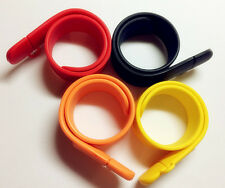 Colourful Rubber 32GB USB Memory Stick, Wrist Band, Four Colours Available