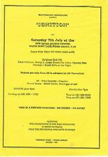 IGNITION Rave Flyer Flyers 7/7/90 A5 New River Sports Centre Wood Green N22