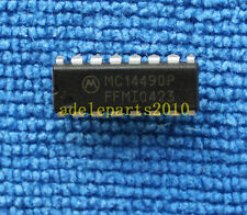 5pcs MC14490P IC ELIMINATOR BOUNCE HEX DIP-16