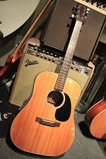 Vintage 1977 Takamine Lawsuit F-340 Acoustic Guitar