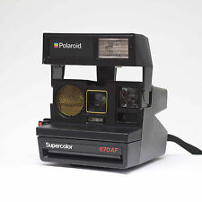 Polaroid Supercolor 670 AF Camera N.435