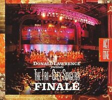 Finale: Act One [Remaster] by Donald Lawrence (Producer) (CD) Free Ship #HH21
