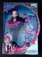 "DISNEY Store STAR DARLINGS Doll GLOW EDITION - SCARLET STARLING- Red 10 1/2"" NEW"