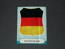 ECUSSON WAPPEN DEUTSCHLAND BRD SICKER PANINI FOOTBALL 1966 ENGLAND 66