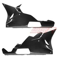 (2015+) BMW S1000RR Lower Bodywork Belly Pan Fairing 100% Twill Carbon Fiber
