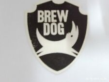 BREW DOG -   Beermat / Coaster - double sided