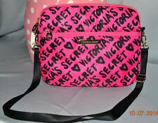 Victorias Secret Supermodel Essentials Padded Cross Body iPad Tablet Bag Tote NW