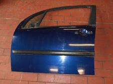 Door left front KPKD Citroen C3 (FC) 5-Door Built 2003 Light blue Mauritius L5R4