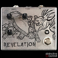BRAND NEW BLACK ARTS TONEWORKS REVELATION SB SUPER BASS BOUTIQUE PLEXI OVERDRIVE